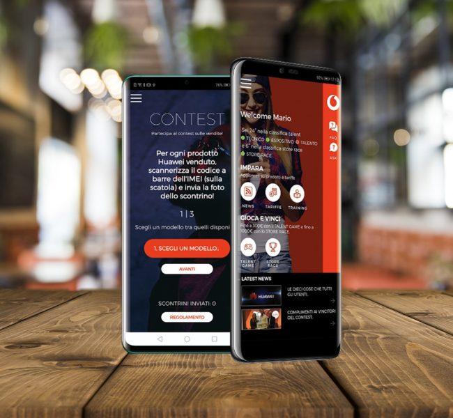 Community App per fidelizzare al brand gli addetti vendita