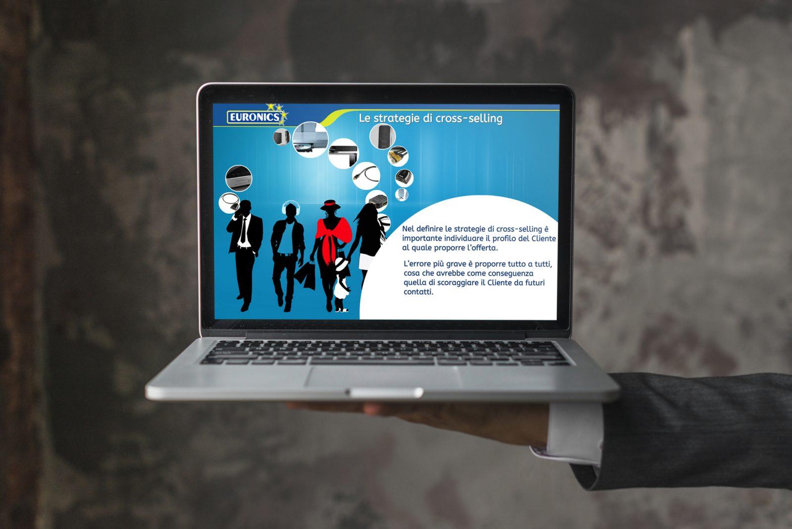 Formazione per migliorare l'up-selling ed il cross-selling
