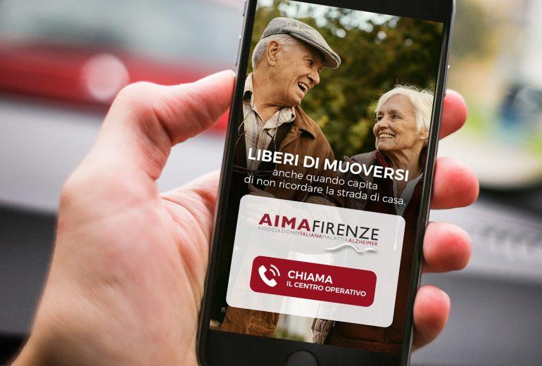 aima app alzheimer