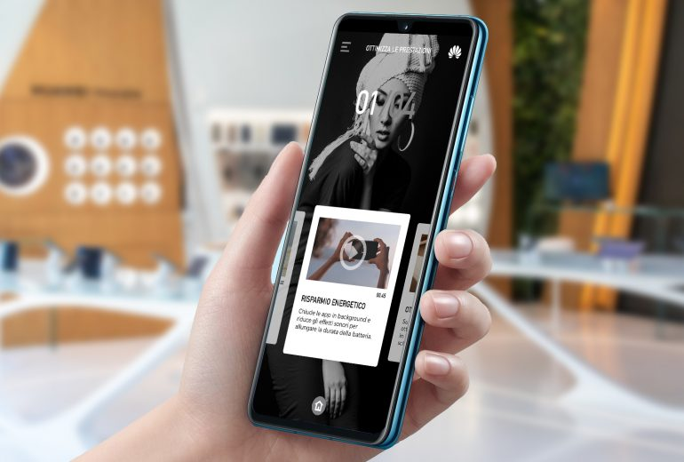 App per presentare i benefici dei prodotti al cliente