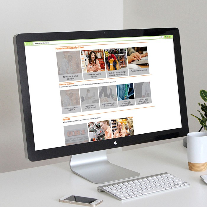 E-learning per consolidare i rapporti col cliente